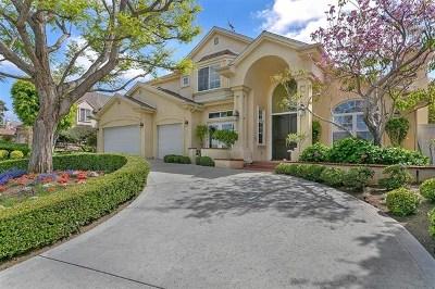 Carlsbad Single Family Home For Sale: 3209 Cadencia St