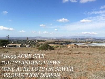 Vista Residential Lots & Land For Sale: 2277 Vista Grande Drive