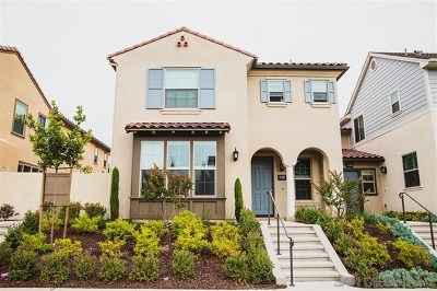 Oceanside Condo/Townhouse For Sale: 4322 Pacifica Way #2