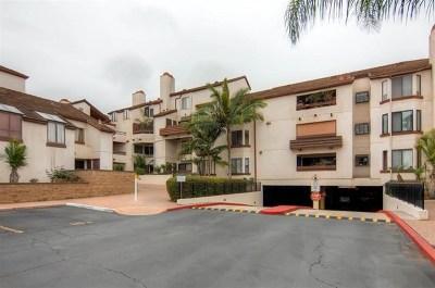 Chula Vista Condo/Townhouse For Sale: 376 Center St. #210