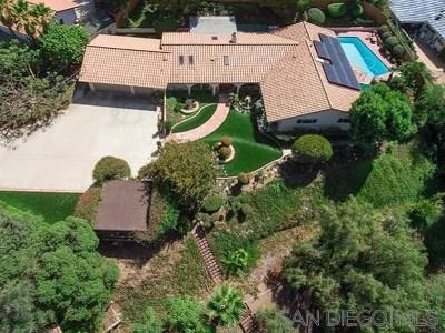 Chula Vista Single Family Home For Sale: 4346 Ola Ct