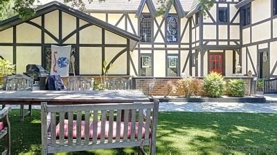Alpine Single Family Home For Sale: 2726 Via Dieguenos