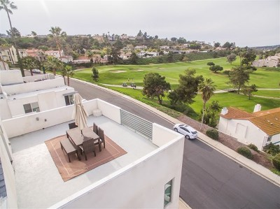 Carlsbad Condo/Townhouse For Sale: 7570 Gibraltar St. #101