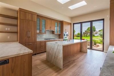 Solana Beach Single Family Home For Sale: 781 E Solana Circle