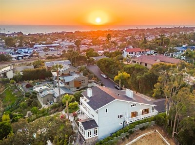 Encinitas Single Family Home For Sale: 380 Dollimore Road