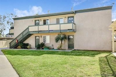Fallbrook Condo/Townhouse For Sale: 868 E Alvarado St. #18