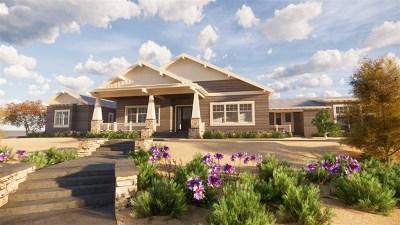 Encinitas Single Family Home For Sale: 3015 Wildflower Drive