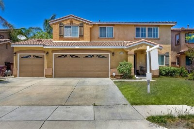 Murrieta Single Family Home For Sale: 29144 Azara St.