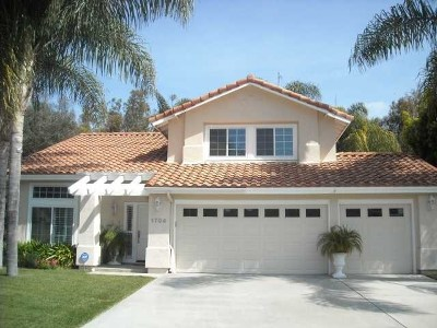 Encinitas Single Family Home For Sale: 1704 Willowhaven