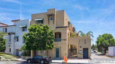La Mesa Condo/Townhouse For Sale: 7705 El Cajon B. #2
