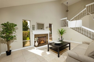 San Diego Country Estates Condo/Townhouse For Sale: 15862 Green Haven Ct.