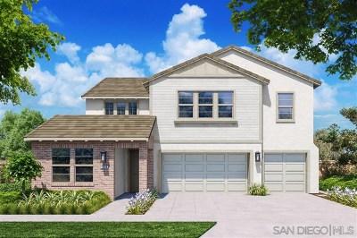 Chula Vista Single Family Home For Sale: 996 Camino Levante