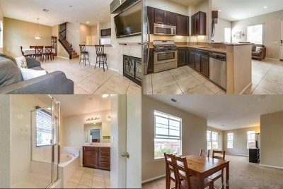 Chula Vista Condo/Townhouse For Sale: 1566 Calle De La Flor #2
