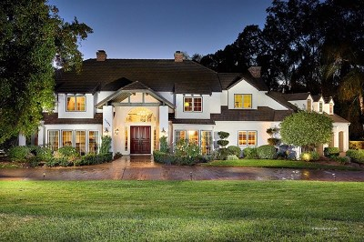 Fairbanks Ranch Single Family Home For Sale: 17984 Circa Oriente