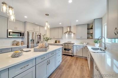 Vista Single Family Home For Sale: 740 Las Palmas Dr