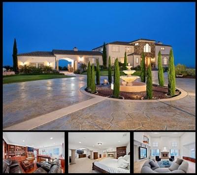Fallbrook Single Family Home For Sale: 5246 San Jacinto Cir W