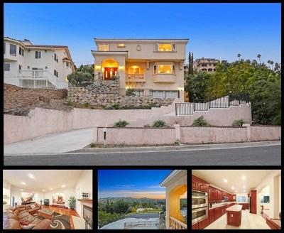 Santa Ana Single Family Home For Sale: 12561 Circula Panorama