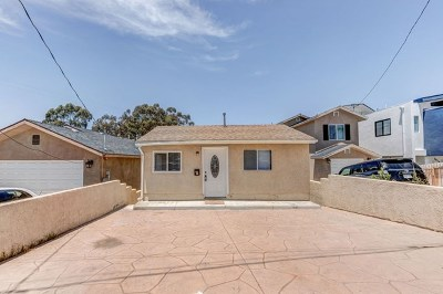 San Diego County Single Family Home For Sale: 3008 N 46th