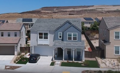 Chula Vista Single Family Home For Sale: 987 Camino Levante