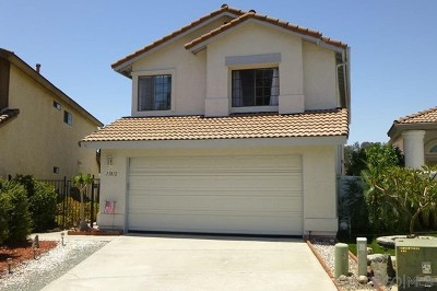 San Diego Single Family Home For Sale: 15812 Windrose Court