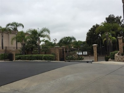 San Diego CA Single Family Home For Sale: $629,000
