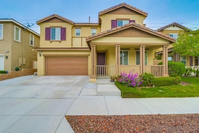 Eastvale Single Family Home For Sale: 6500 Ballad Drive