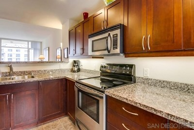San Diego Condo/Townhouse For Sale: 427 9th Ave #609