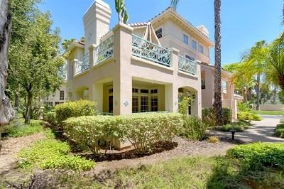 San Diego Condo/Townhouse For Sale: 12636 Springbrook Dr #C