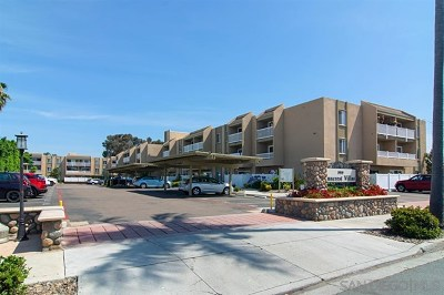 San Diego Condo/Townhouse For Sale: 3030 Suncrest Drive #610