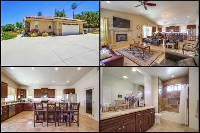 Vista Single Family Home For Sale: 423 Hutchison Street
