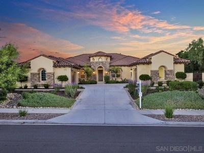 San Diego Single Family Home For Sale: 11515 Punta Dulcina