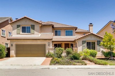 Murrieta, Temecula Single Family Home For Sale: 36844 Maximillian Ave., 92563