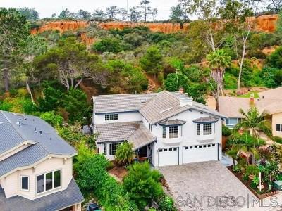 Del Mar Single Family Home For Sale: 2665 Boca Raton St.