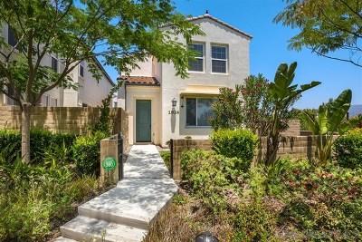 Chula Vista Single Family Home For Sale: 1824 Casa Torre Way