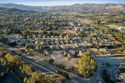Escondido CA Residential Lots & Land For Sale: $280,000