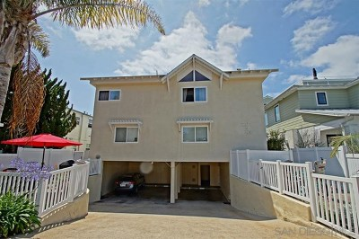 Coronado Condo/Townhouse For Sale: 730 E Ave