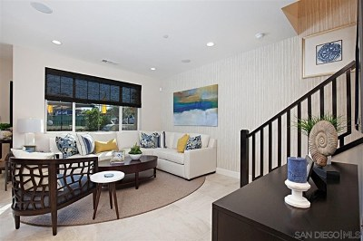 Carlsbad Condo/Townhouse For Sale: 3142 Ceja Place #LOT 59