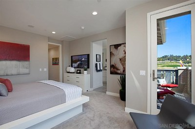 Carlsbad Condo/Townhouse For Sale: 3352 Campo Azul Court #LOT 14