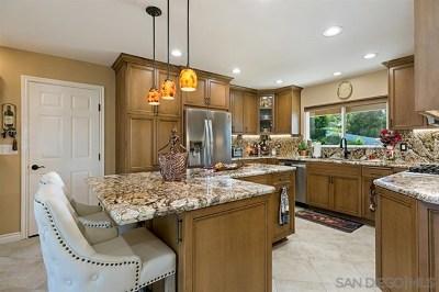 San Diego Single Family Home For Sale: 16329 Bernardo Oaks Drive