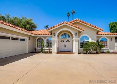 Vista Single Family Home For Sale: 1270 Girard Ct