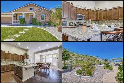 Menifee Single Family Home For Sale: 25831 Wilderness Way