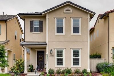 Escondido Single Family Home For Sale: 21560 Saddle Bred Lane