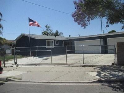 Poway Single Family Home For Sale: 13046 Neddick Ave