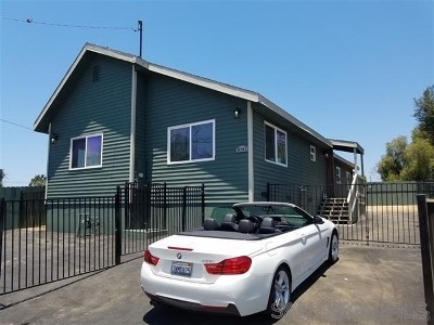 San Diego Multi Family Home For Sale: 3041 F St