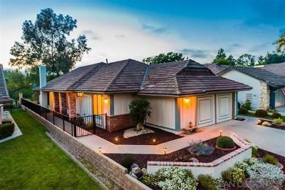 Vista Single Family Home For Sale: 1318 Brewley Ln