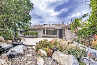 Poway Single Family Home For Sale: 12202 Boulder View Dr