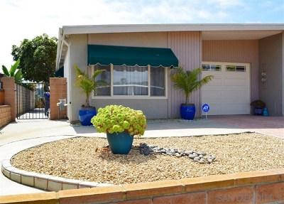 Encinitas Single Family Home For Sale: 266 Gloxina St