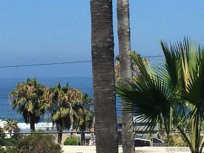 Del Mar Single Family Home For Sale: 1801 Camino Del Mar