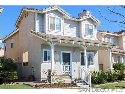 Chula Vista Single Family Home For Sale: 1417 Filmore Place