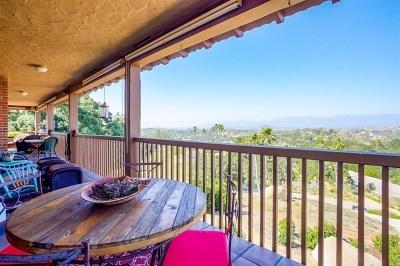 Escondido Single Family Home For Sale: 27422 Mountain Meadow